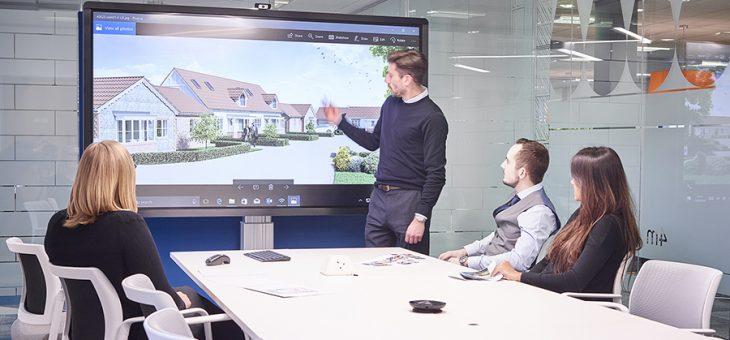 L'écran interactif : un outil de communication de haute technologie